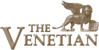 Venetian banquet hall logo